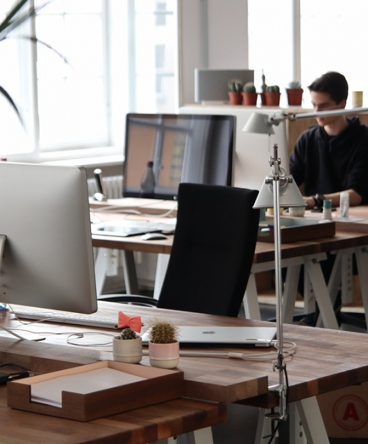 Designing An Office With Focus On Your Employees