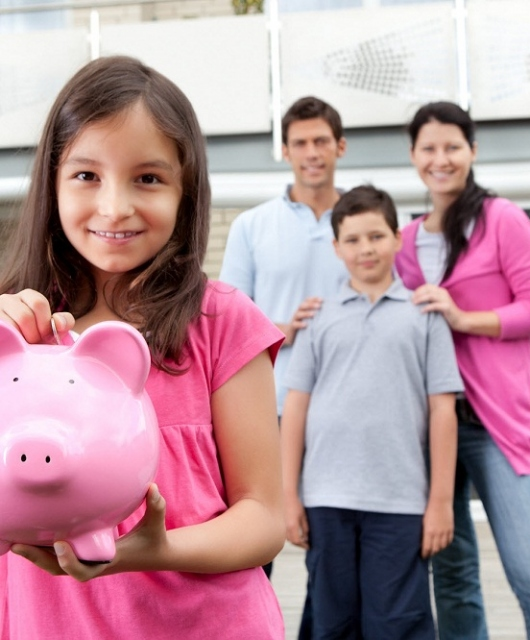 Here's How You Can Make Your Family's Financial Future Sound And Secure